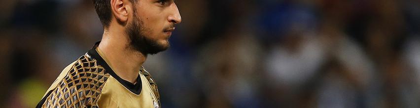 Gianluigi Donnarumma chega aos 50 jogos na Serie A aos 17 anos
