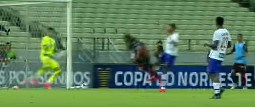 Jean Paulo salva empate em defesa espetacular – Fortaleza 0-0 EC Bahia