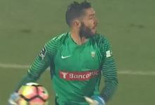 José Moreira em bom plano no FC Arouca 2-1 Estoril
