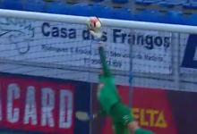 José Moreira em defesa espetacular – CD Feirense 1-0 Estoril