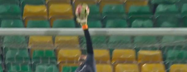 Mário Felgueiras em destaque em 2 defesas – FC Paços de Ferreira 2-2 FC Vizela