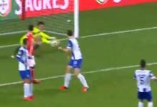 Pedro Albergaria adia primeiro golo do jogo com boa defesa – SL Benfica 4-0 FC Vizela