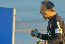 Quim defende penalti e ainda faz outra defesa – FC Porto B 0-0 CD Aves