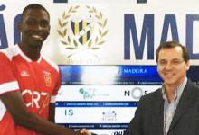 Rodrigo Antunes renova e é emprestado ao CF União da Madeira com cláusula de 7,5 milhões