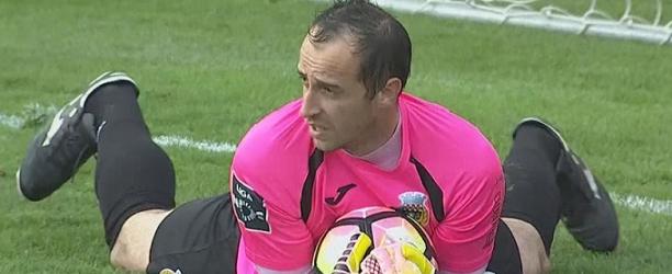 Rui Sacramento destaca-se, comete penalti e acaba expulso – CD Nacional 1-1 FC Arouca
