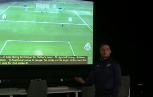 Tony Roberts explica métodos de treino de guarda-redes do Swansea em 15 minutos