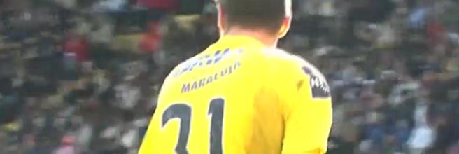 Adriano Facchini salva ponto em quatro defesas – CD Nacional 1-1 CF Os Belenenses