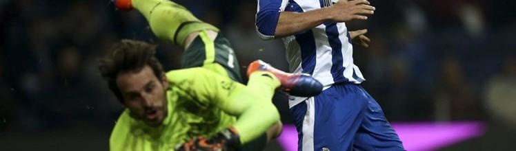 António Filipe não sofre golos há três jogos pelo GD Chaves