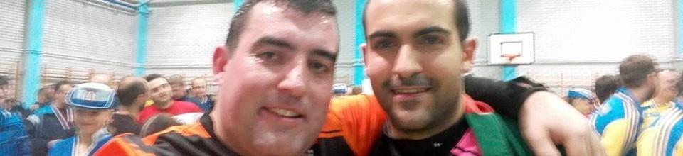José Ricardo Dias e Marco Amaro tricampeões Europeus do Clero por Portugal