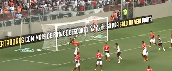 Matheus Albino dá nas vistas no último grito – Atlético Mineiro 2-0 Joinville EC