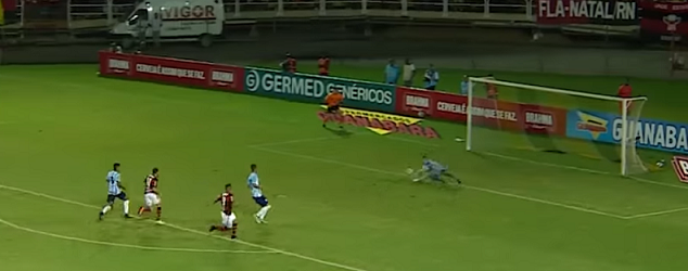 Milton Raphael em duas intervenções de qualidade – Flamengo 3-0 Macaé
