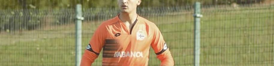 Ricardo Benjamim treinou-se nos seniores do RC Deportivo