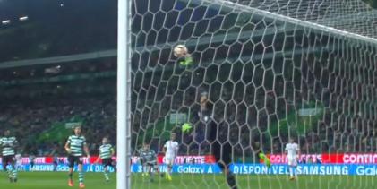 Rui Patrício em grandes momentos no jogo 400 – Sporting CP 1-0 Rio Ave FC