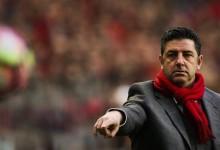 Rui Vitória compara percepção sobre árbitros à dos guarda-redes
