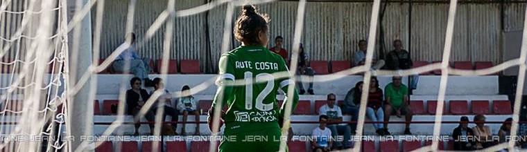 Rute Costa imbatível há seis jogos consecutivos pelo SC Braga