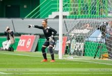 Rute Costa sofre ao fim de 669 minutos consecutivos de imbatibilidade pelo SC Braga