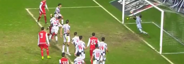Vagner Silva brilha em defesa espetacular – Boavista FC 1-1 SC Braga