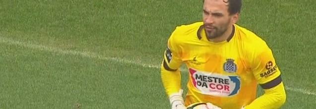 Vagner Silva entre defesa crucial e momentos de precaução – GD Chaves 0-0 Boavista FC