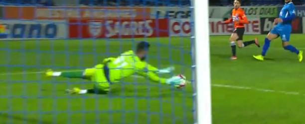 Vaná Alves em bom plano com 4 defesas no CD Feirense 0-1 Boavista FC