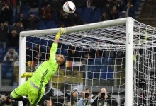 Anthony Lopes erra nos golos mas vale apuramento em 8 defesas – AS Roma 2-1 Lyon