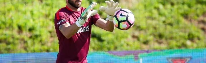 Carlos Marafona estreia-se na seleção A de Portugal aos 29 anos