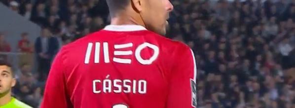 Cássio Anjos brilha em quatro defesas – Vitória SC 3-0 Rio Ave FC