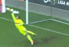 Charles Marcelo em bom plano com seis defesas – CS Marítimo 1-0 Vitória FC