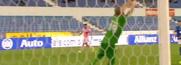 Cristiano Figueiredo faz-se valer em defesas vistosas – CF Os Belenenses 2-1 GD Chaves