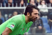 """Gianluigi Buffon: """"Incomoda-me a valorização do guarda-redes por ser bom com os pés"""""""