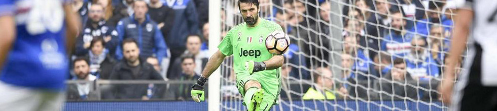 Gianluigi Buffon estabelece recorde de minutos disputados na história do Juventus FC