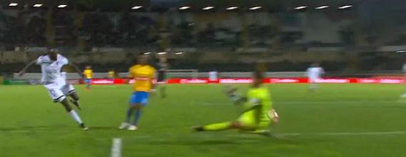 José Moreira possibilita empate no último minuto – Vitória SC 3-3 Estoril