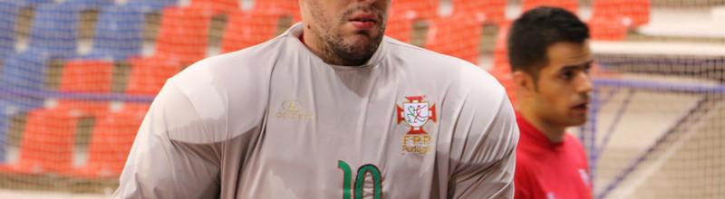 Nélson Filipe e Pedro Henriques convocados por Portugal para o Torneio Montreux