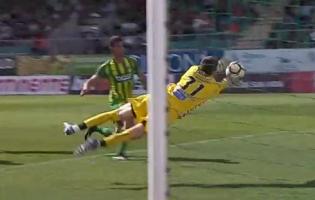 Adriano Facchini mostra-se em duas defesas – CD Tondela 2-0 CD Nacional