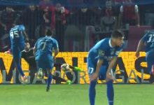 Carlos Marafona defende quarto penalti esta época – CD Feirense 0-1 SC Braga