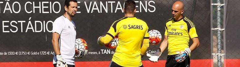 Luís Esteves renova pelo SL Benfica