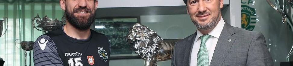 Marcão Affini renova pelo Sporting CP