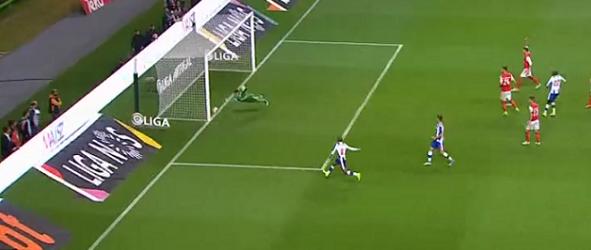Matheus Magalhães defende empate com desvio – SC Braga 1-1 FC Porto