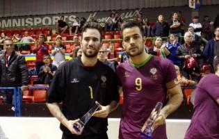 Pedro Henriques é o melhor guarda-redes do Torneio Montreux