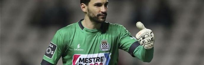 """Vagner Silva elogia Mickaël Meira: """"Um futuro grande guarda-redes"""""""