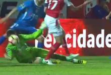 Vaná Alves contém derrota – CD Feirense 0-1 SC Braga