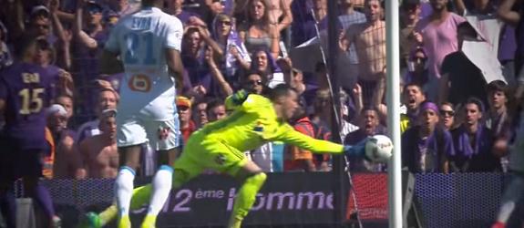 Alban Lafont e Yohann Pelé em espetáculo de defesas – Toulouse 0-0 Marseille