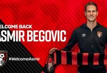 Asmir Begovic assina pelo AFC Bournemouth