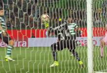 Beto Pimparel destaca-se em três defesas vistosas – Sporting CP 4-1 GD Chaves