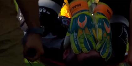 Carlos Marafona lesiona-se, para seis meses e fica de fora da Taça das Confederações