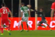 Cássio Anjos adia derrota em sete defesas – Rio Ave FC 0-1 SL Benfica