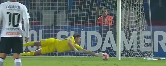 Cássio Ramos destaca-se com várias defesas e vale vitória – Universidad Chile 1-2 SC Corinthians