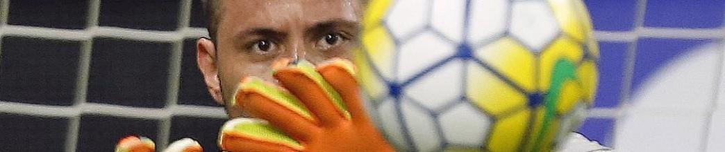 Ederson Moraes convocado no regresso de Diego Alves à seleção Brasileira