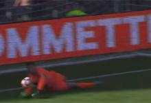 Eugenio Lamanna brilhou e até um penalti defendeu aos 87 minutos – Genoa FC 1-0 FC Inter