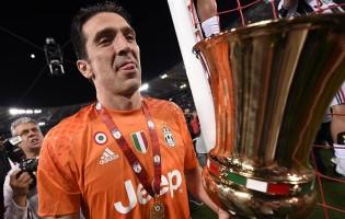 Gianluigi Buffon é hexacampeão e bate recorde de títulos no Juventus FC e Itália