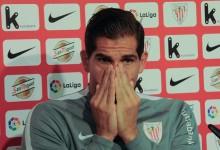 Gorka Iraizoz despede-se do Athletic Bilbao ao fim de dez anos